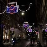 AMSTERDAM HOLIDAY DECORATIONS