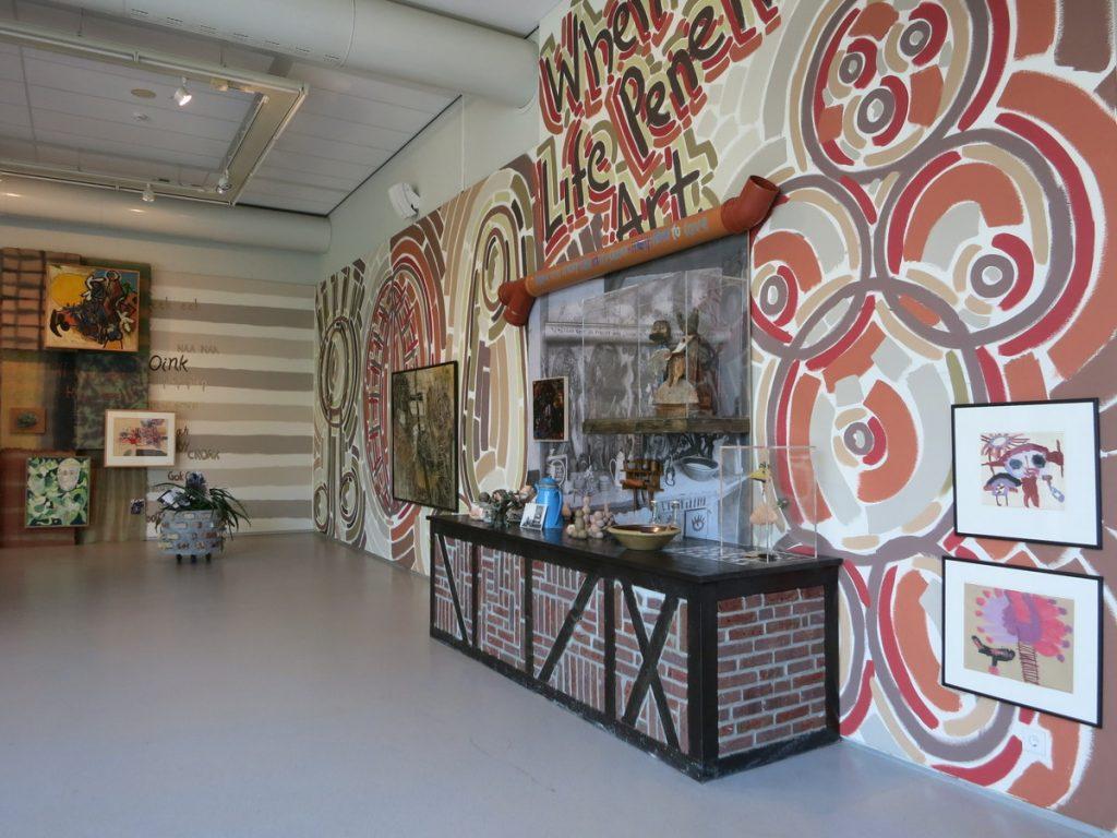 COBRA Modern Art Museum Amsterdam - avant-garde art Amstelveen