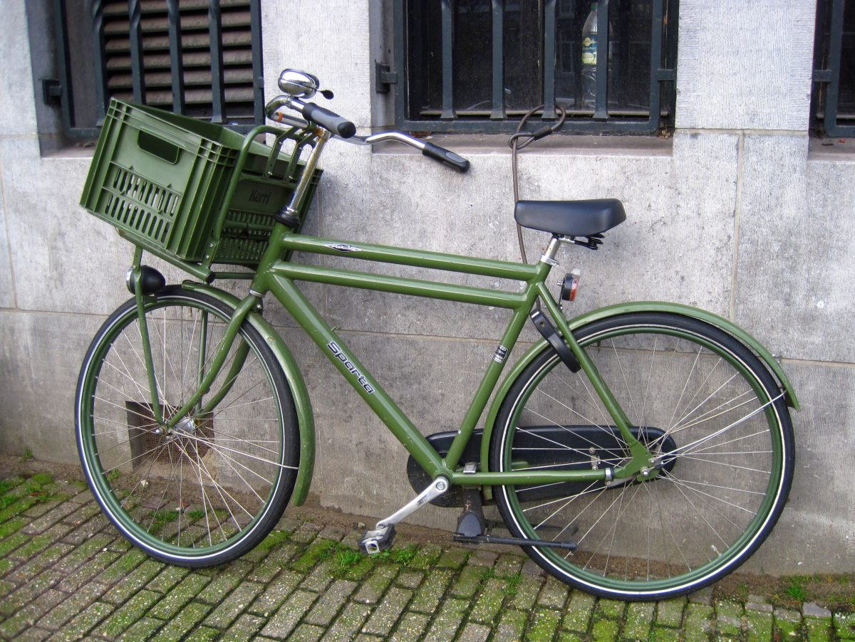 10 THINGS EVERY AMSTERDAMMER NEEDS - a bike