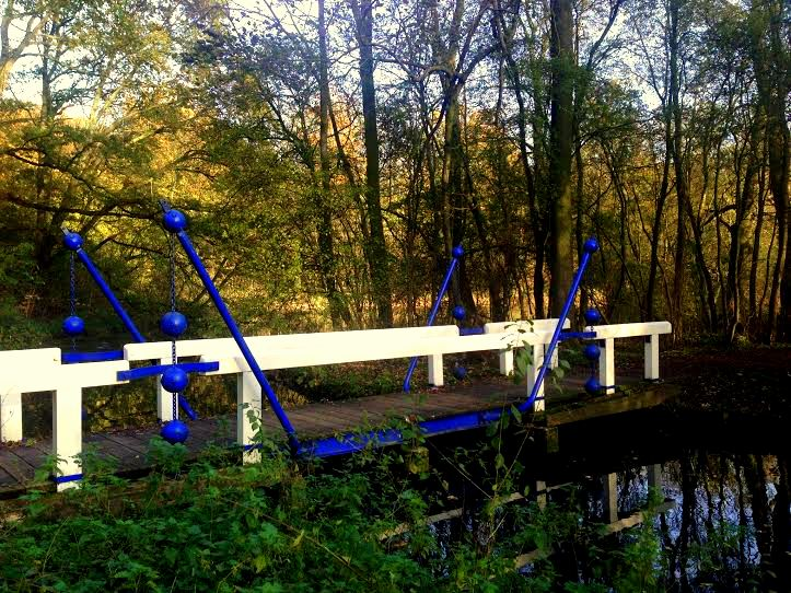 amsterdamse bos bridge