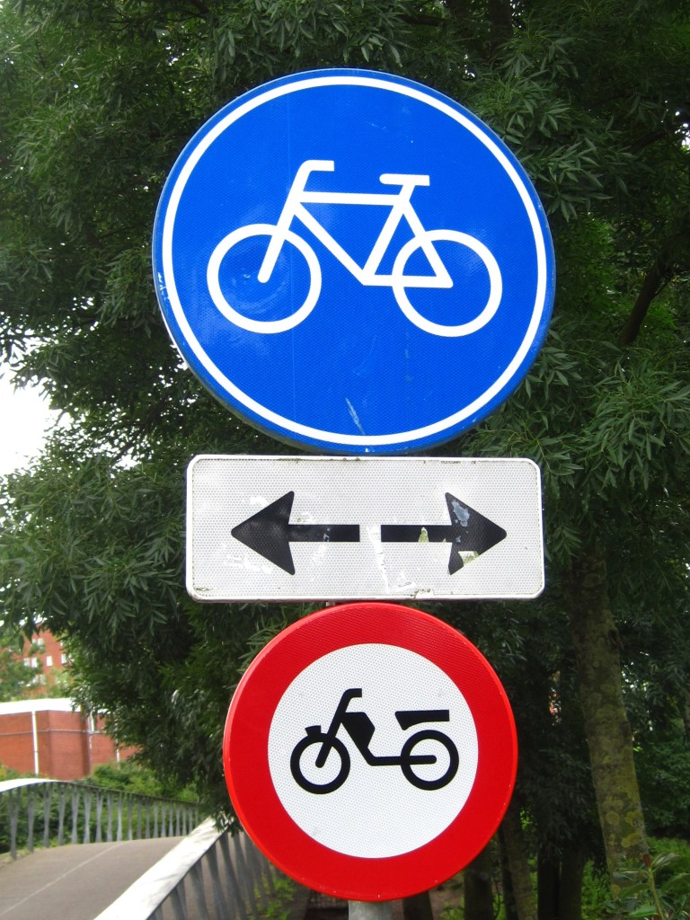 Getting Around in Amsterdam by bicycle