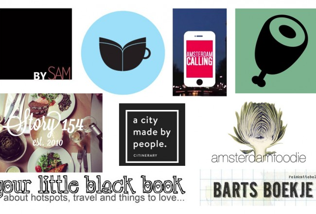 50 BEST AMSTERDAM BLOGS - my favorite bloggers in Amsterdam :)