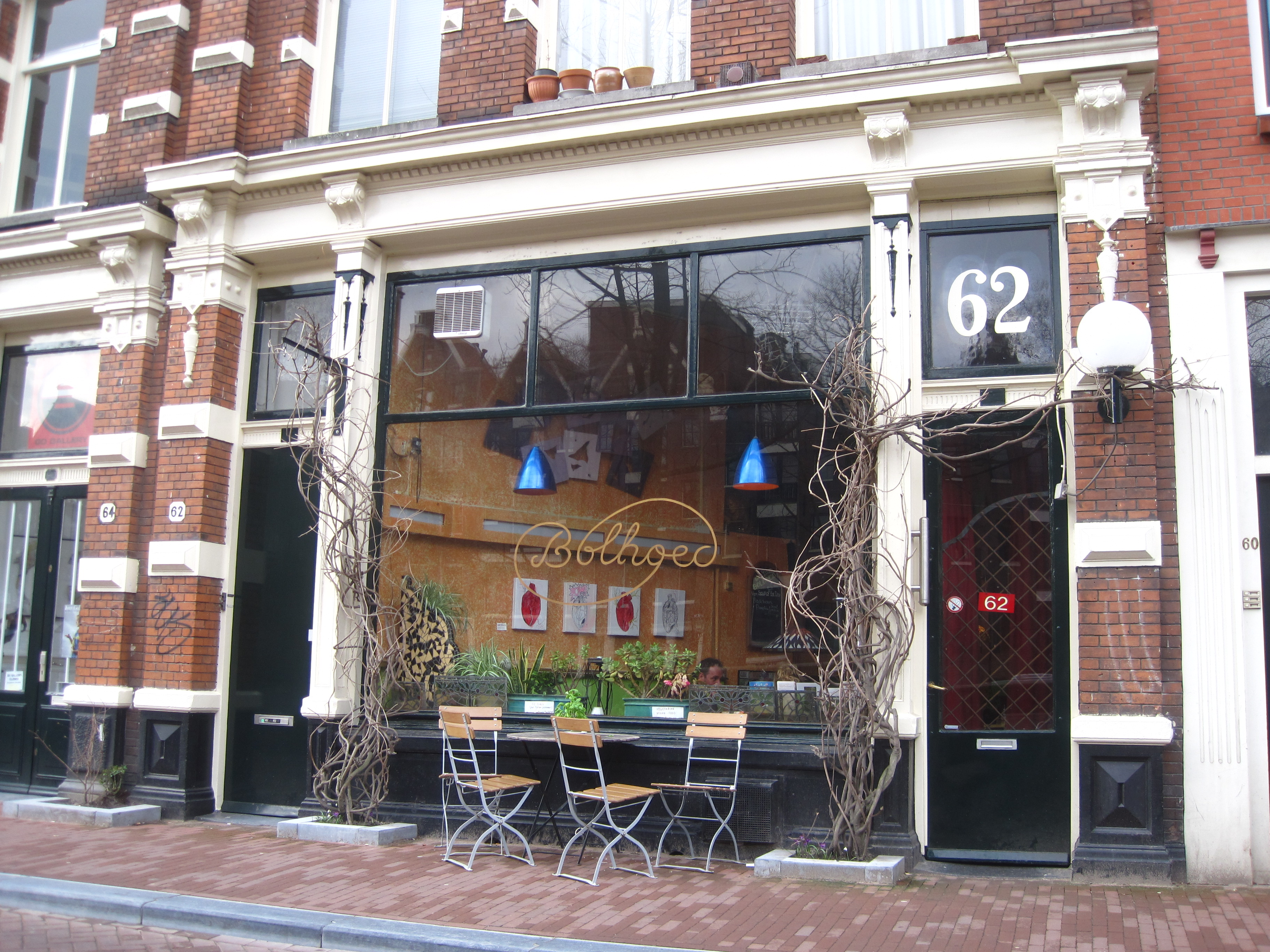 Vegetarian Vegan Restaurants In Amsterdam