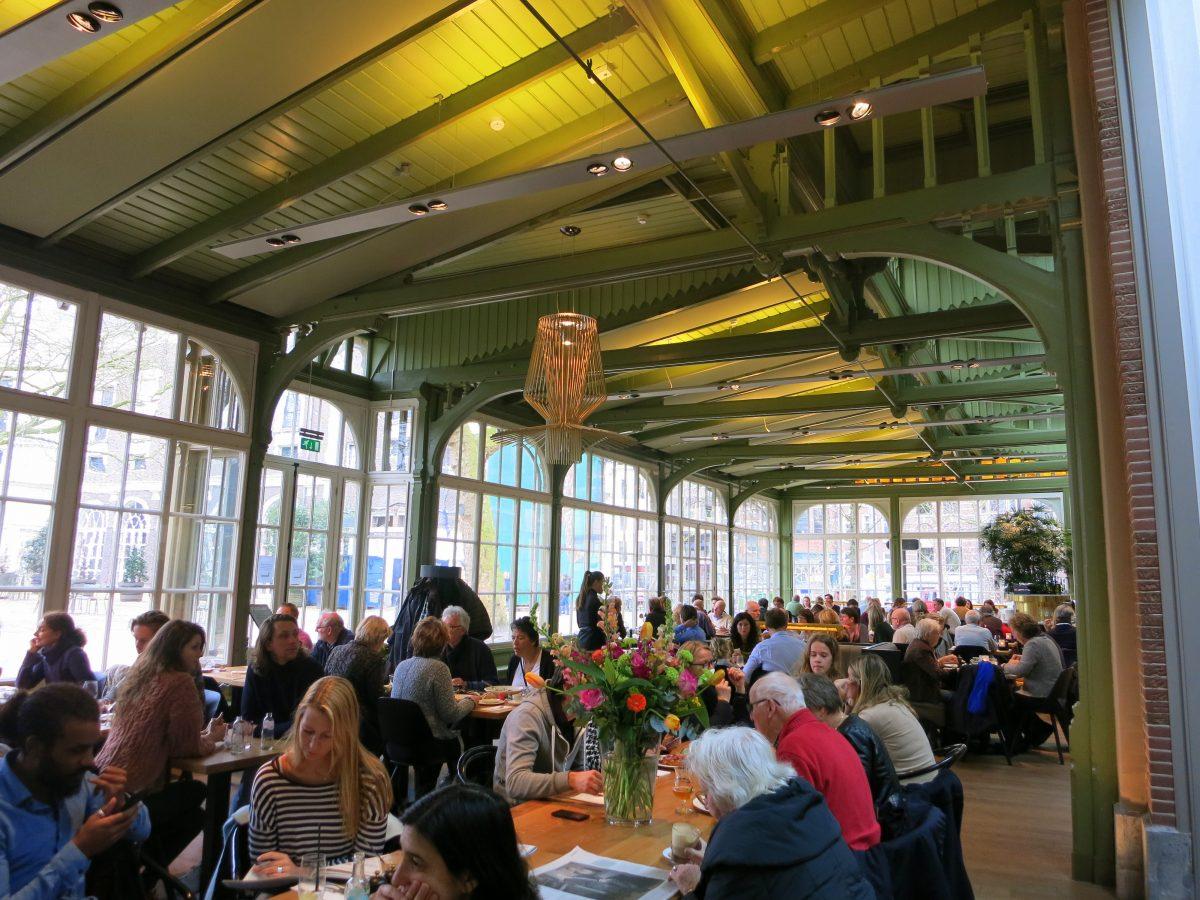 Cafe Restaurant Plantage Amsterdam