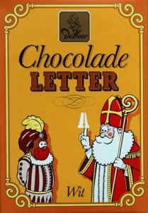 chocoladeletterA