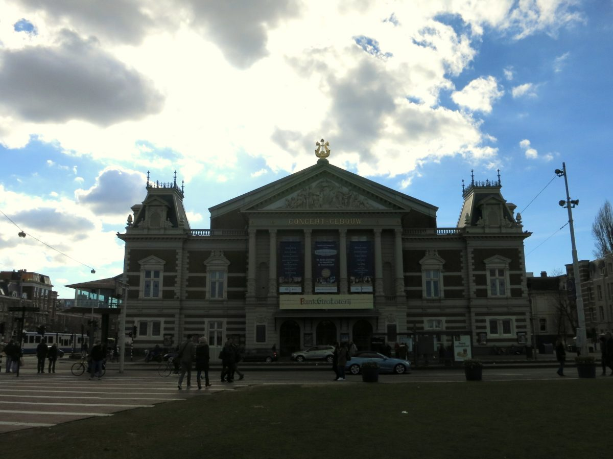Koninklijk Concertgebouw Amsterdam: The Royal Concertgebouw was originally built in 1888 and is home to the Royal Concertgebouw Orchestra. The building is gorgeous both inside and out. Catch a concert soon, perhaps even for FREE!