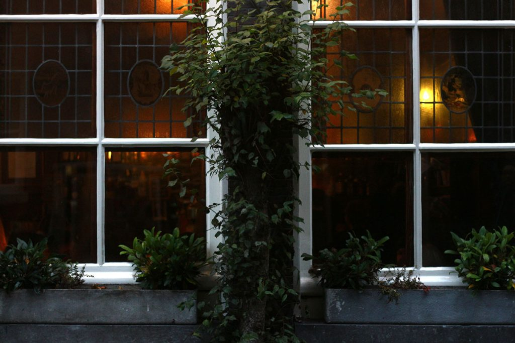 TOP 20 COZYBARS IN AMSTERDAM - cafe t smalle