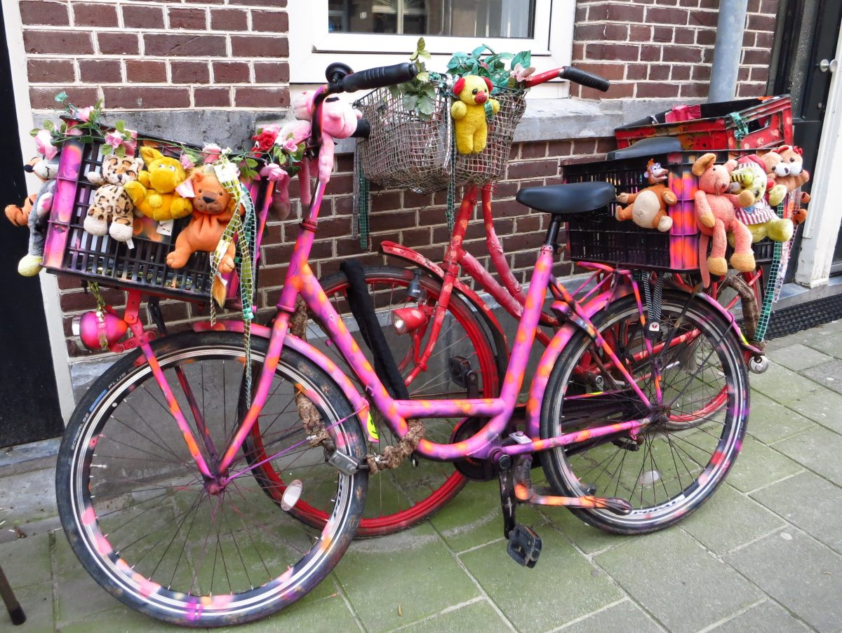 Bicycling is the preferred Dutch way to experience Amsterdam and by far the most popular form of getting around. Read this Guide to Bicycling in Amsterdam for tips to keep you and your bike safe.