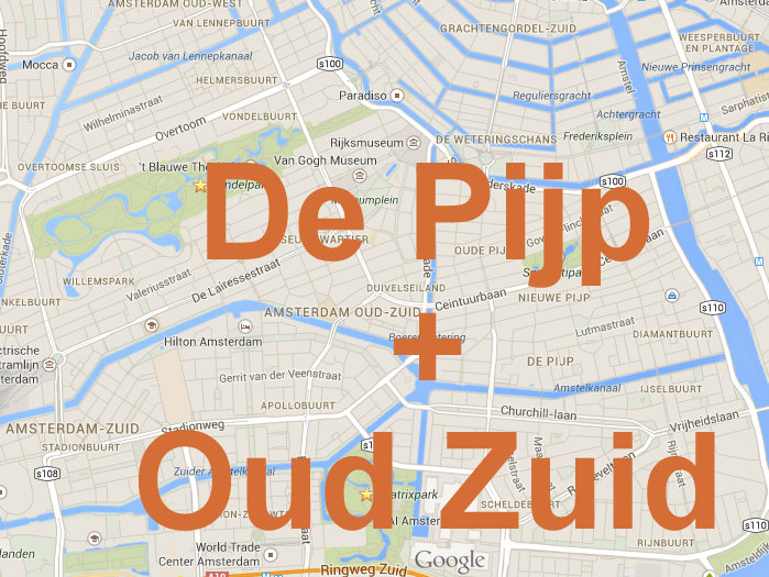 Neighborhood Guide Amsterdam Zuid De Pijp Awesome