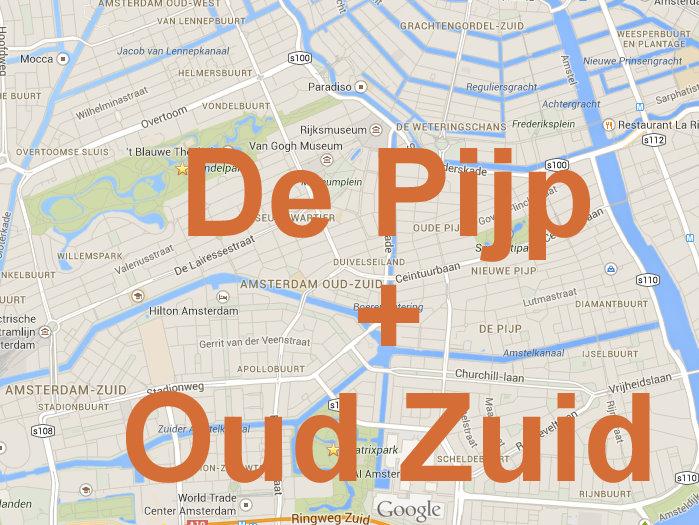 The Oyster Club Amsterdam Zuid: hotspot in het Olympisch ...