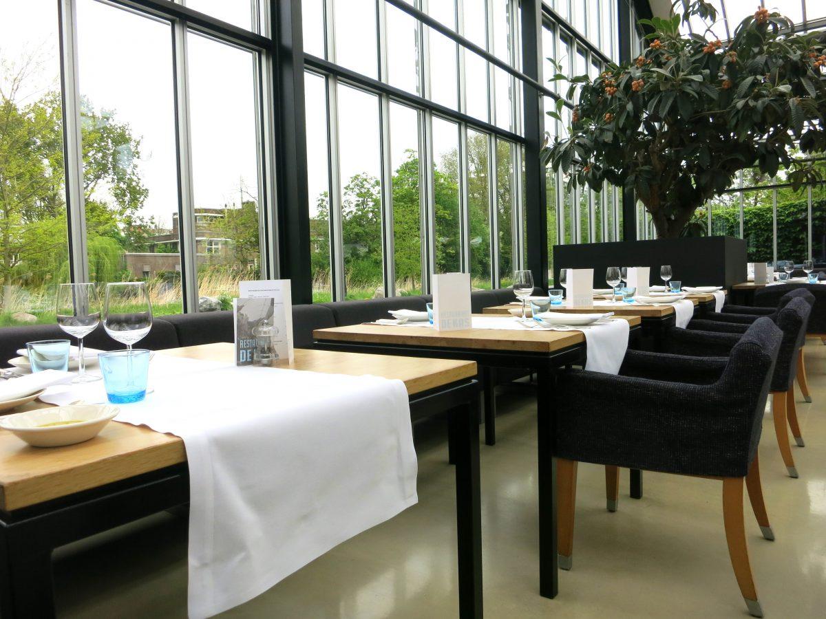 AMSTERDAM'S MOST UNIQUE PLACES TO DINE - De Kas