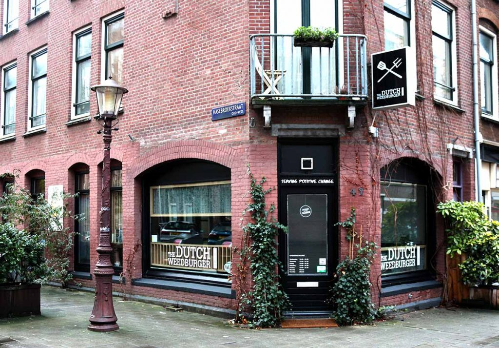 Best Veggie Burgers in Amsterdam for vegans & vegetarians