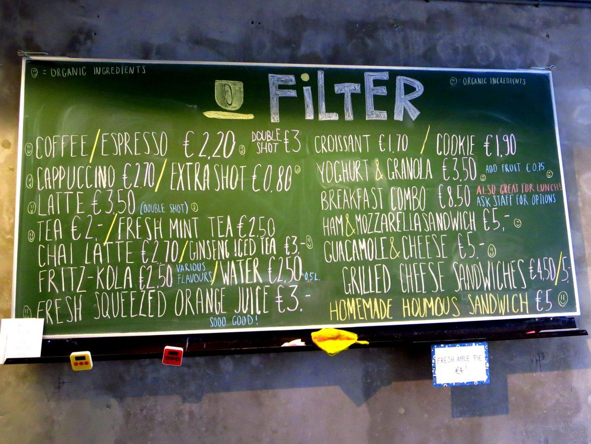 Filter Amsterdam