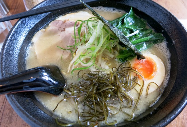 Fou Fow Ramen Amsterdam - Do you like Japanese ramen? Check out Fou Fow Ramen for a steaming hot bowl of goodness!