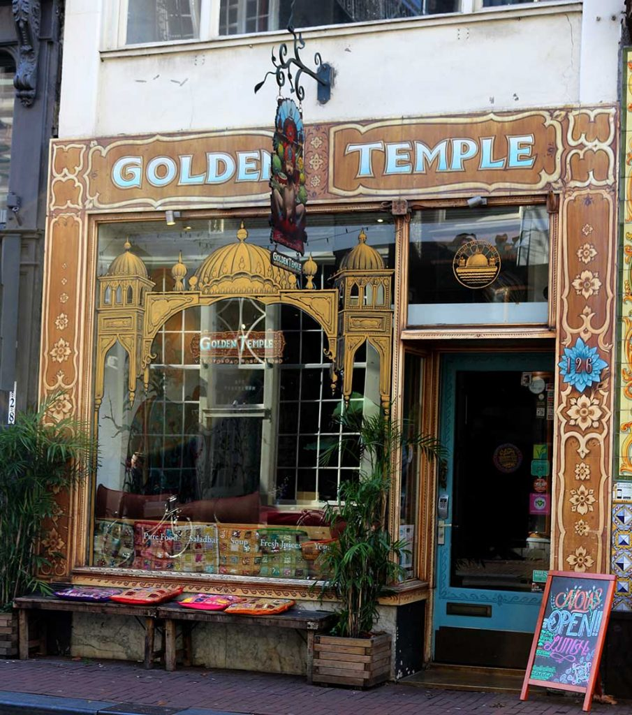 Golden Temple Vegetarisch - vegetarian and vegan in Amsterdam