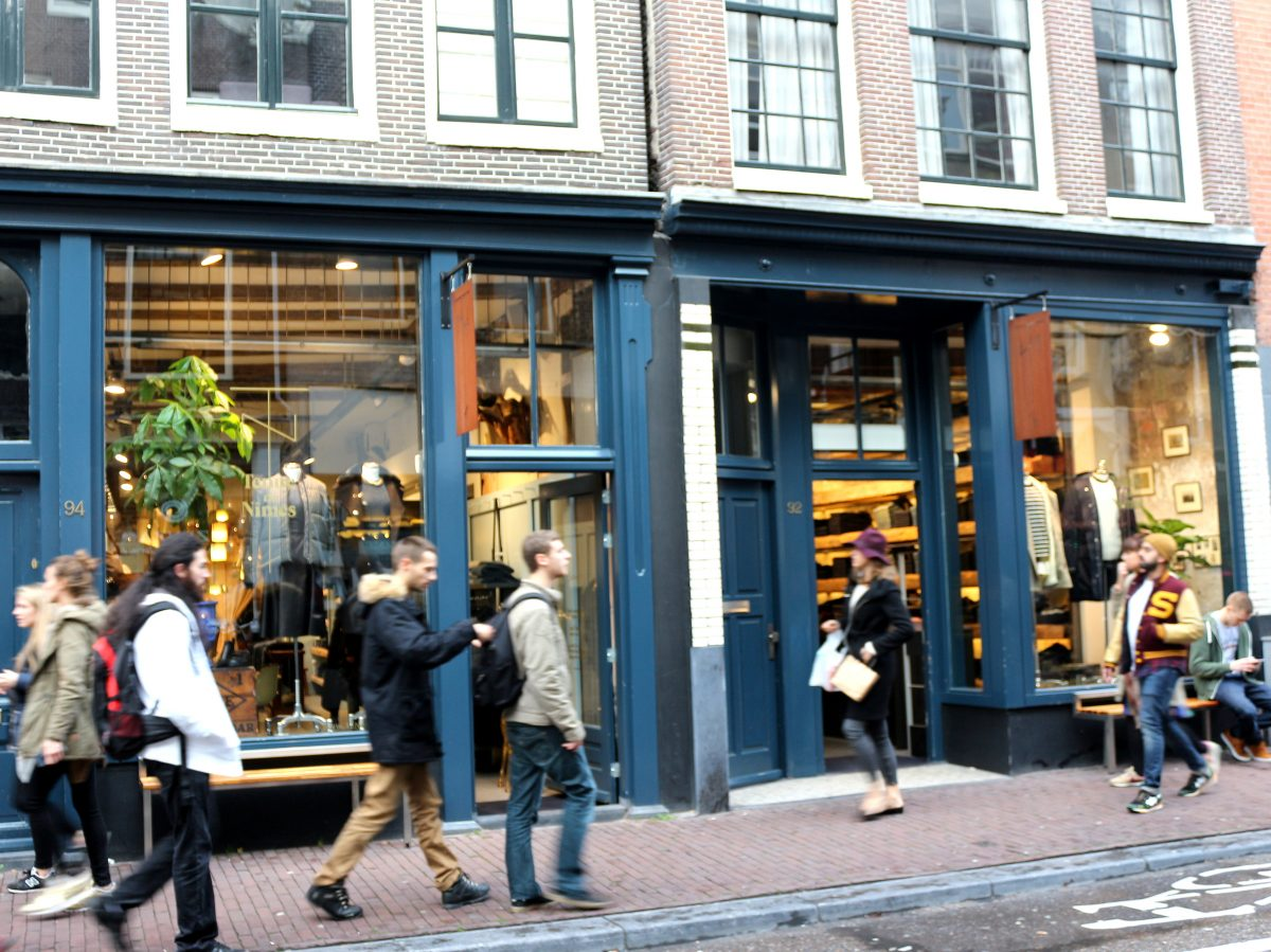 Amsterdam has lots of shopping areas where you can find the fashions you seek! Here is our guide to places to shop for clothing in Amsterdam. Haarlemmerstraat awesomeamsterdam.com