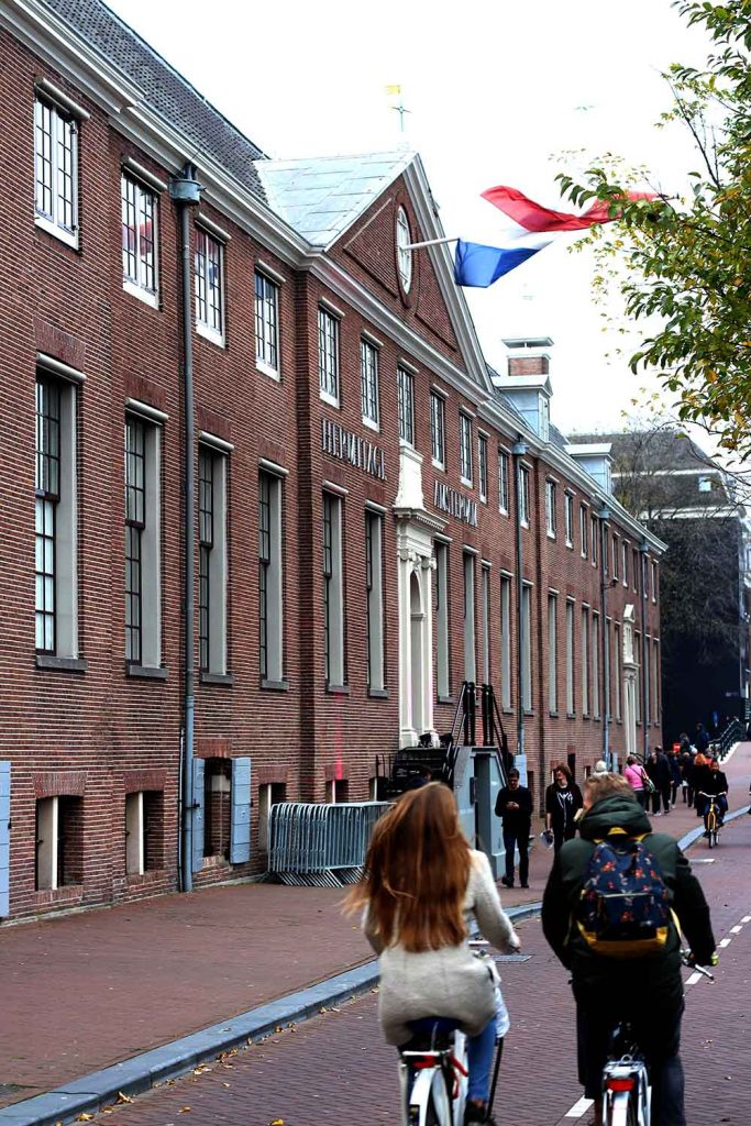 The Hermitage Amsterdam is a dependency of the Hermitage Museum of Saint Petersburg, housed in a historic building on the river Amstel.