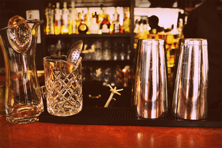 BEST COCKTAIL BARS IN AMSTERDAM- hiding in plain sight cocktail bar amsterdam - best cocktails