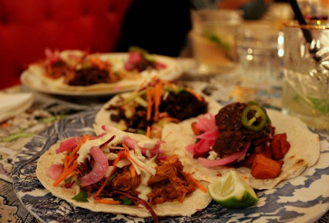 Look for the tasty tacos from Orale Taqueria popping up around Amsterdam. awesomeamsterdam.com
