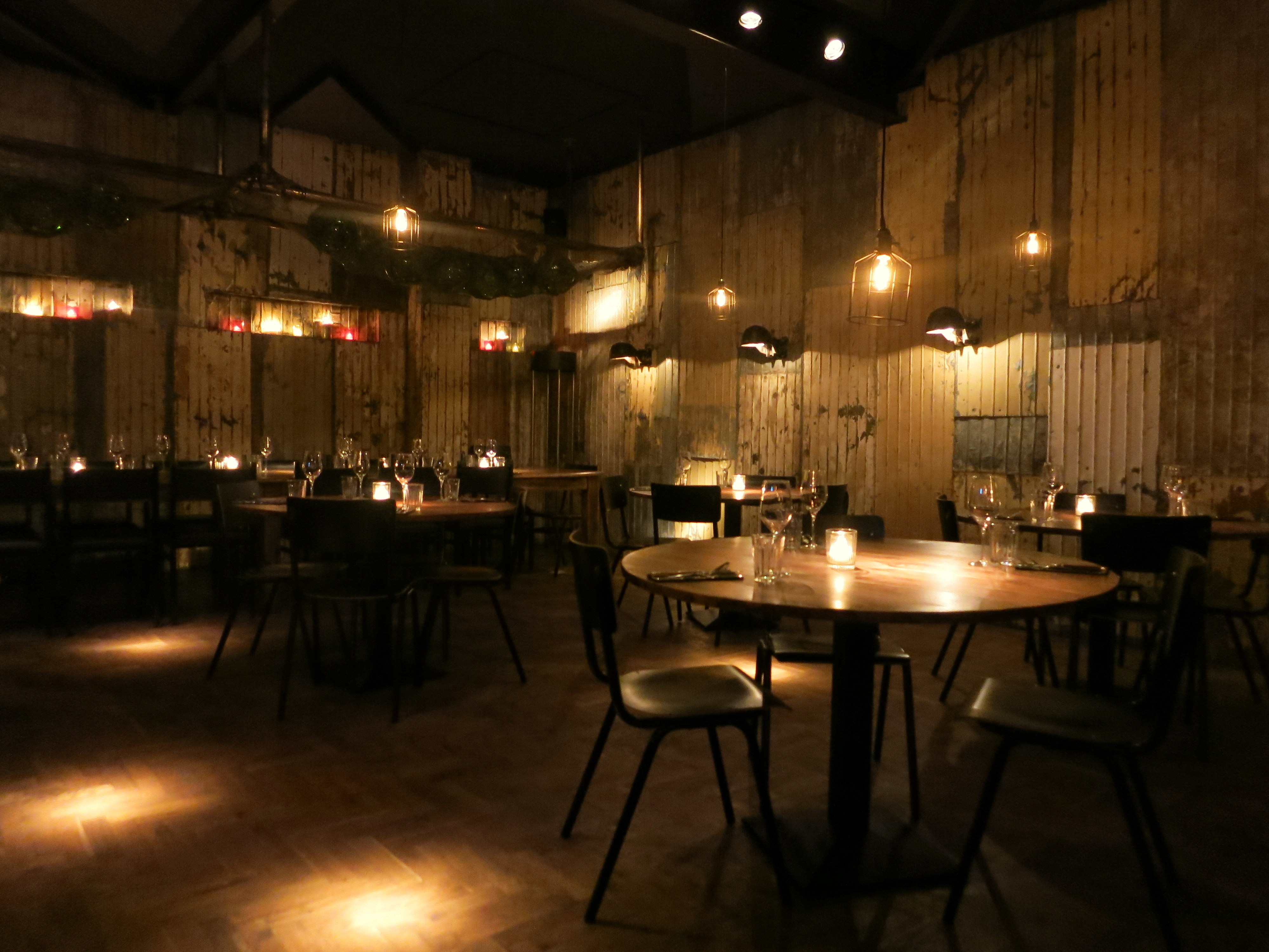 lighting for restaurant. Spot Lighting, Lots Of Green Plants, And Good Use Wood, Tiles Metal Bring The Restaurant To Life. Lighting For
