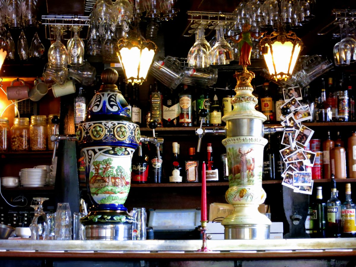 TOP 10 COZY BARS IN AMSTERDAM - PAPENEILAND