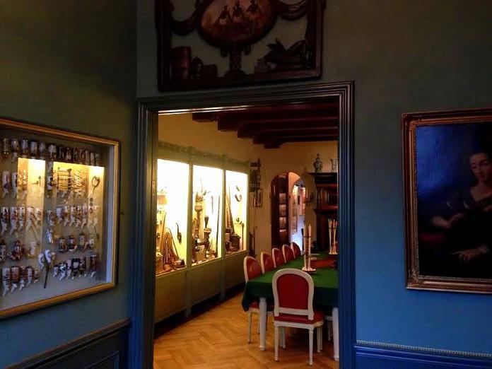 Pijpenkabinet - Pipe Museum Amsterdam