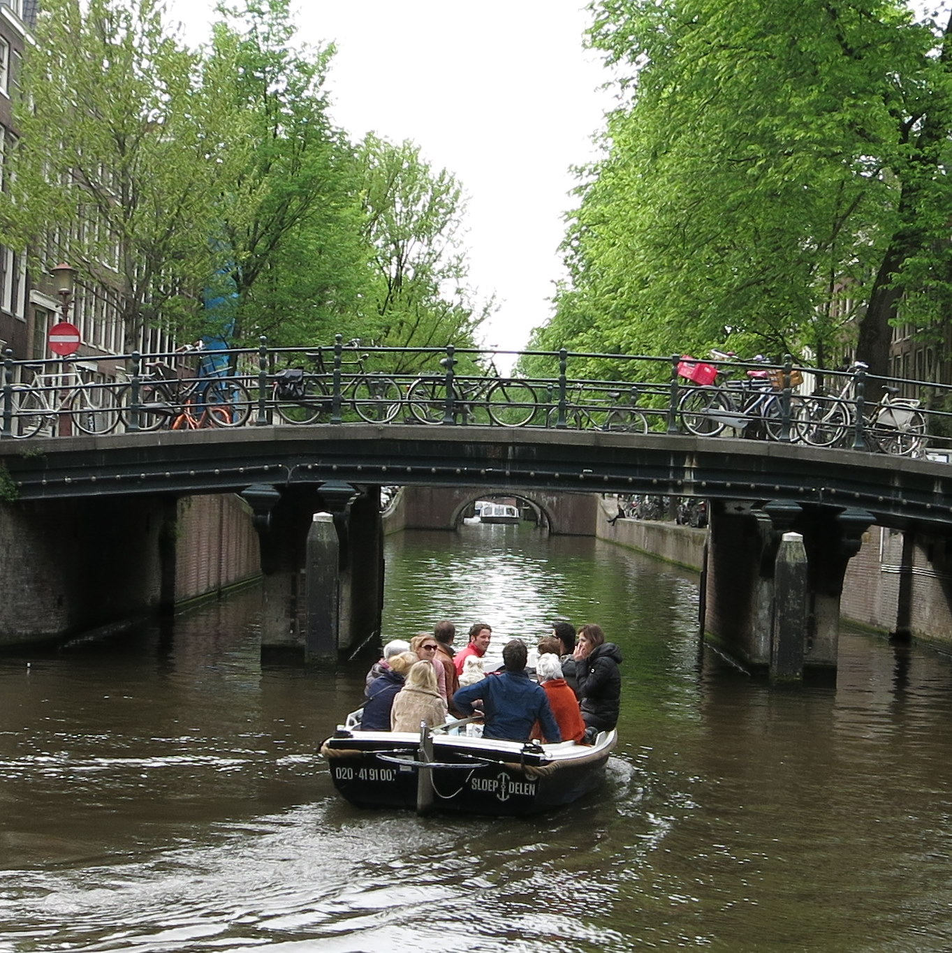 TOP 5 CANAL BOAT RENTALS IN AMSTE