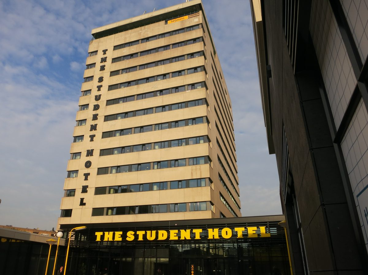 The Student Hotel chain is for students, interns, friends, family and travelers. Rooms include shared kitchens and study areas. The accommodations are available to rent for the academic year, semester or just one night.