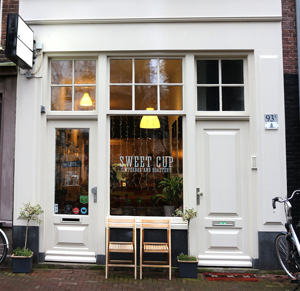 SWEET CUP COFFEE AMSTERDAM