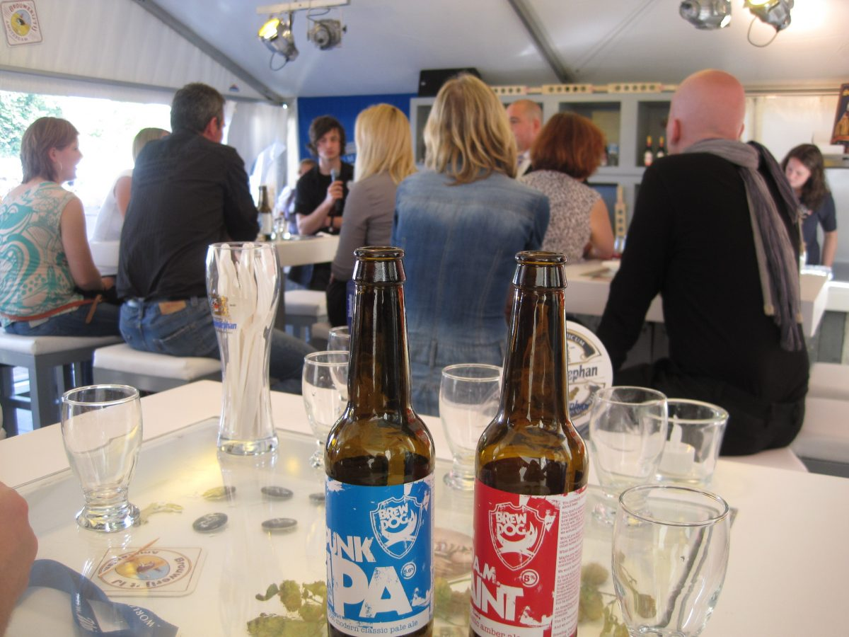 Held outdoors under bright white tents, the Taste of Amsterdam is a culinary event you will not want to miss.