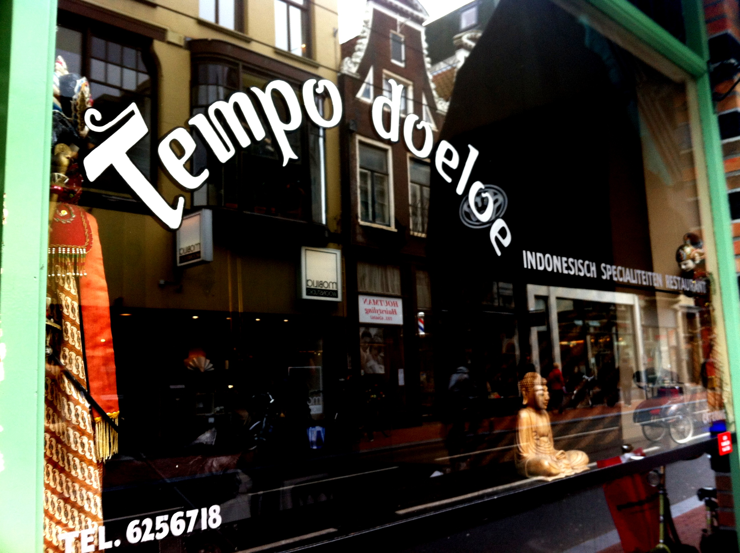 Tempo Doeloe Awesome Amsterdam