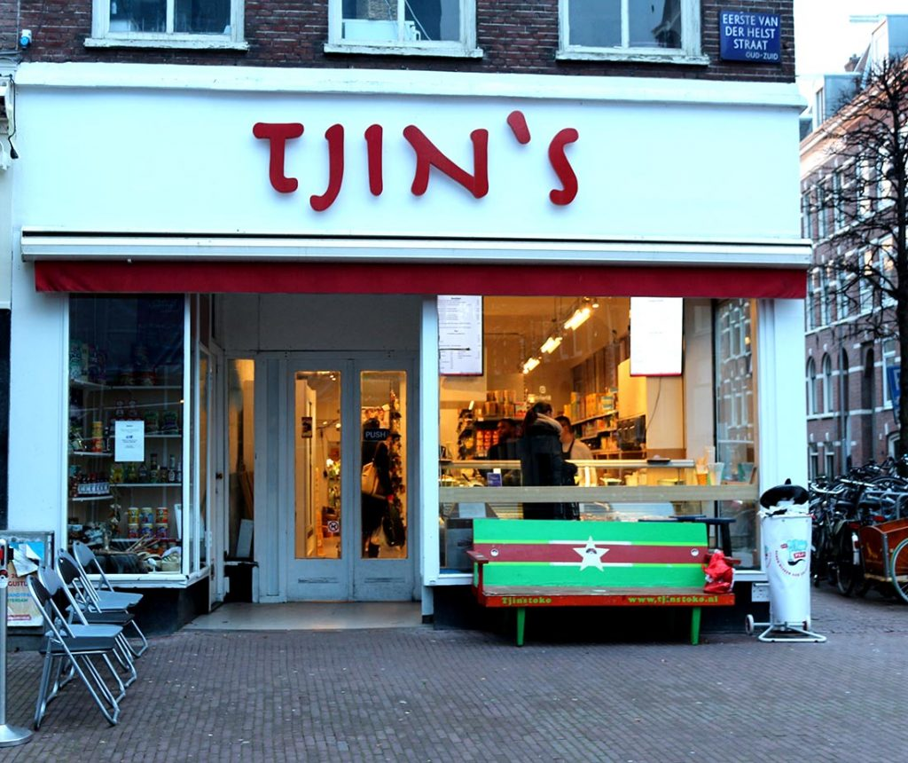 TJIN'S TOKO • THE BEST PLACE TO SHOP FOR INTERNATIONAL GROCERIES