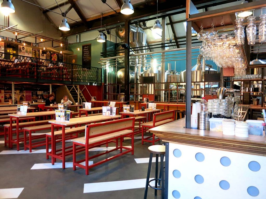 Amsterdam Restaurants for Large Groups : Brouwerij Troost : private dinners, events