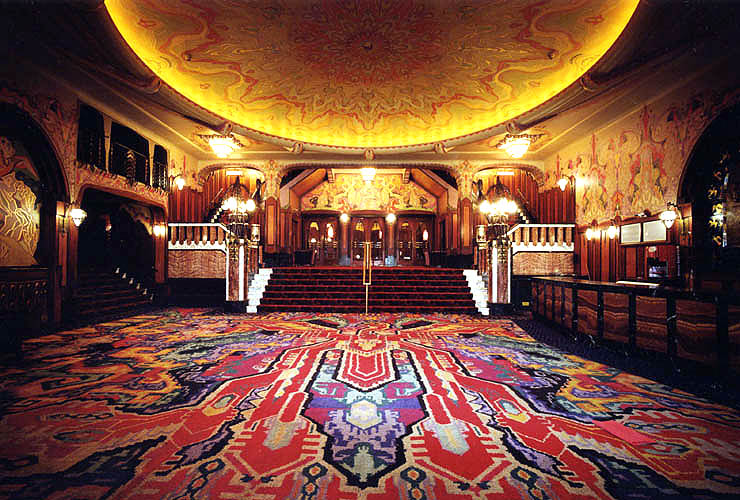 AMSTERDAM CINEMA •13 best Amsterdam theaters