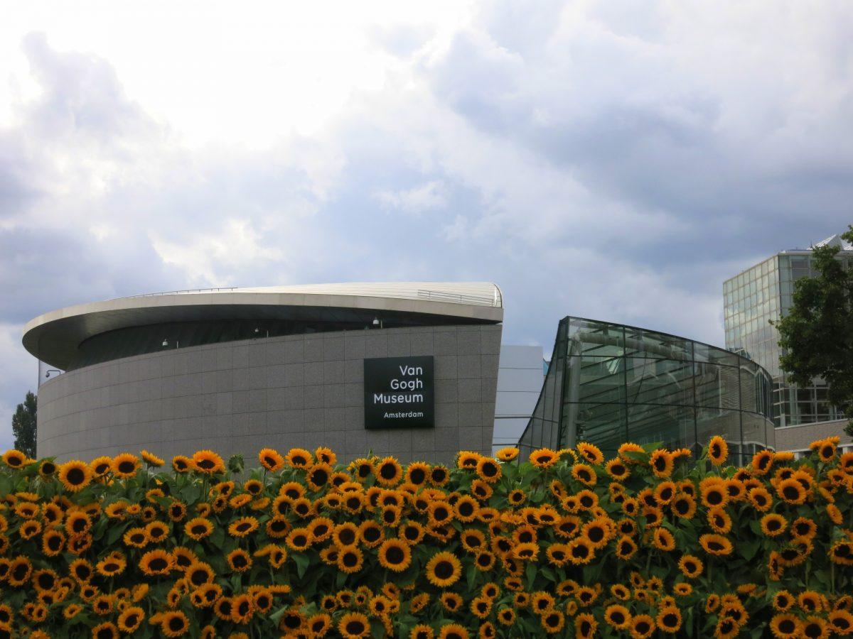 Building Ground Floor Plan Van Gogh Museum Cultural Things To Do In Amsterdam