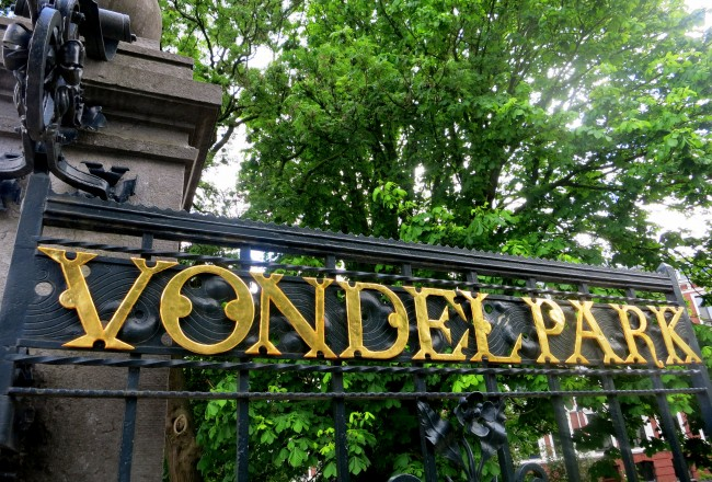 VONDELPARK - Visit Vondelpark on a beautiful day and you'll find thousands of people sprawled on the grass, relaxing with a bottle of wine or enjoying a picnic with friends. Vondelpark gets an astounding 12 million visitors each year!