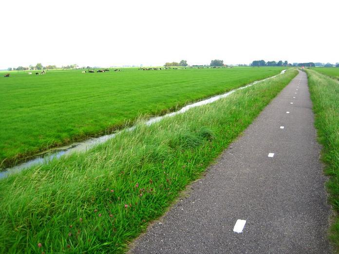 Waterland: Day Trip from Amsterdam by Bicycle