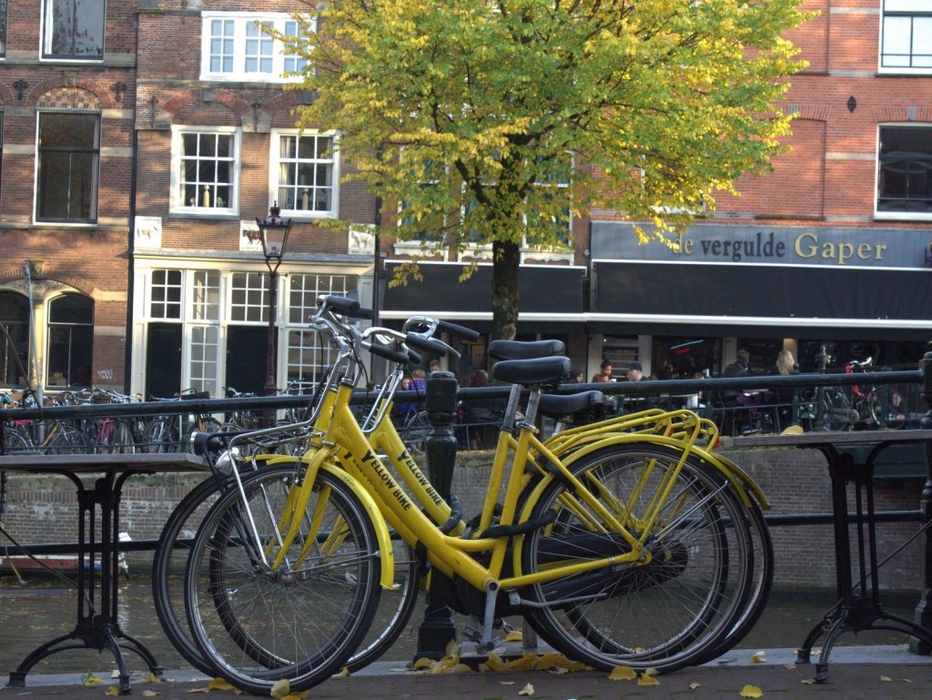 Yellow Bike: Bicycle Rental Shops in Amsterdam - Bicycling is the preferred Dutch way to experience Amsterdam and by far the most popular form of getting around. Read this Guide to Bicycling in Amsterdam for tips to keep you and your bike safe.