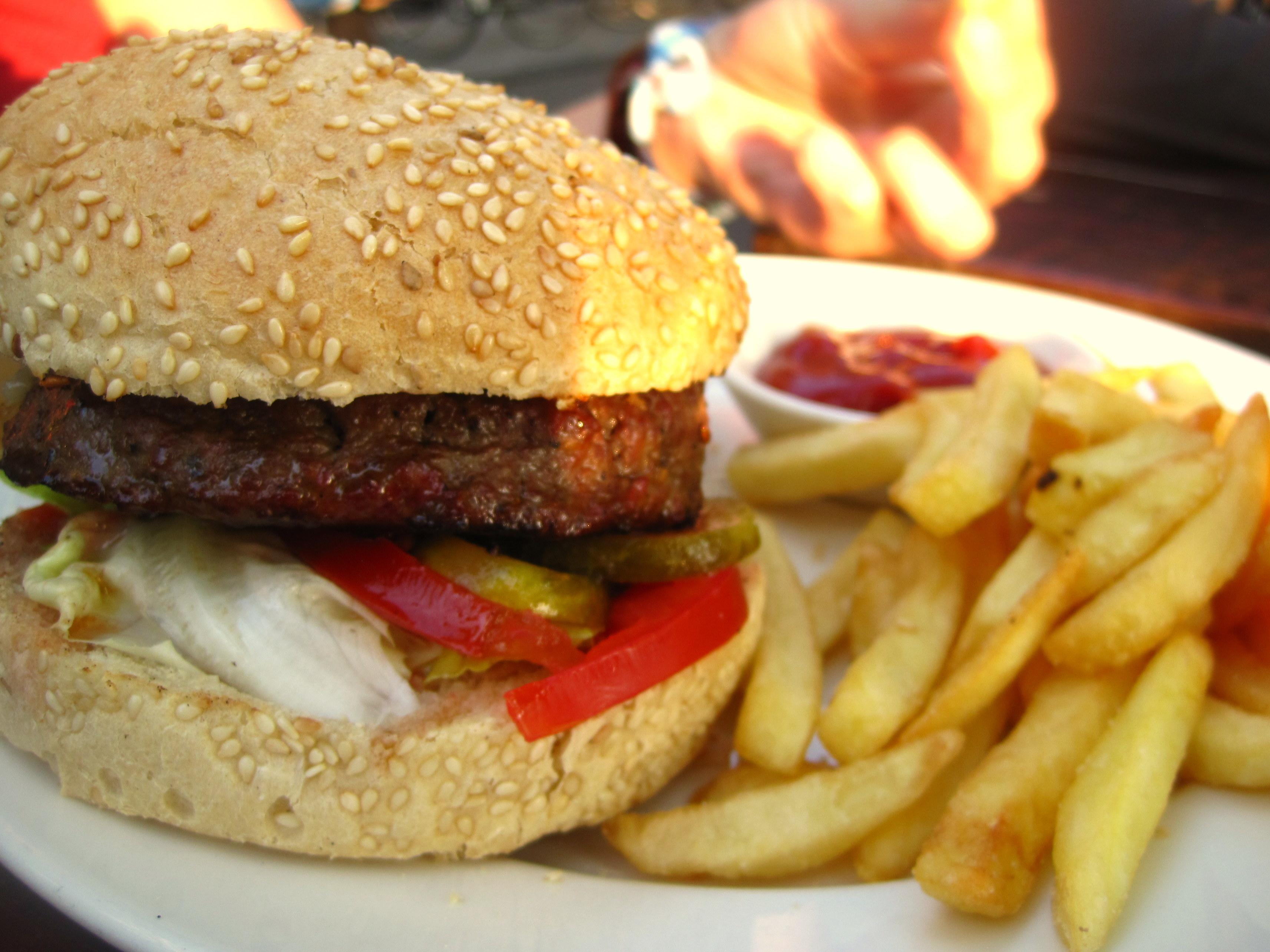 ysbreeker burger