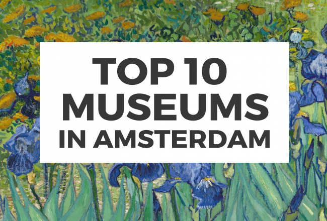 Amsterdam is home to no fewer than 400 museums. So how to choose which Amsterdam museums are worth a visit? Here are our top 10 choices.