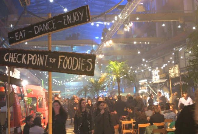 Food trucks, music and a cool vibe await you at the Food Soul Festival.