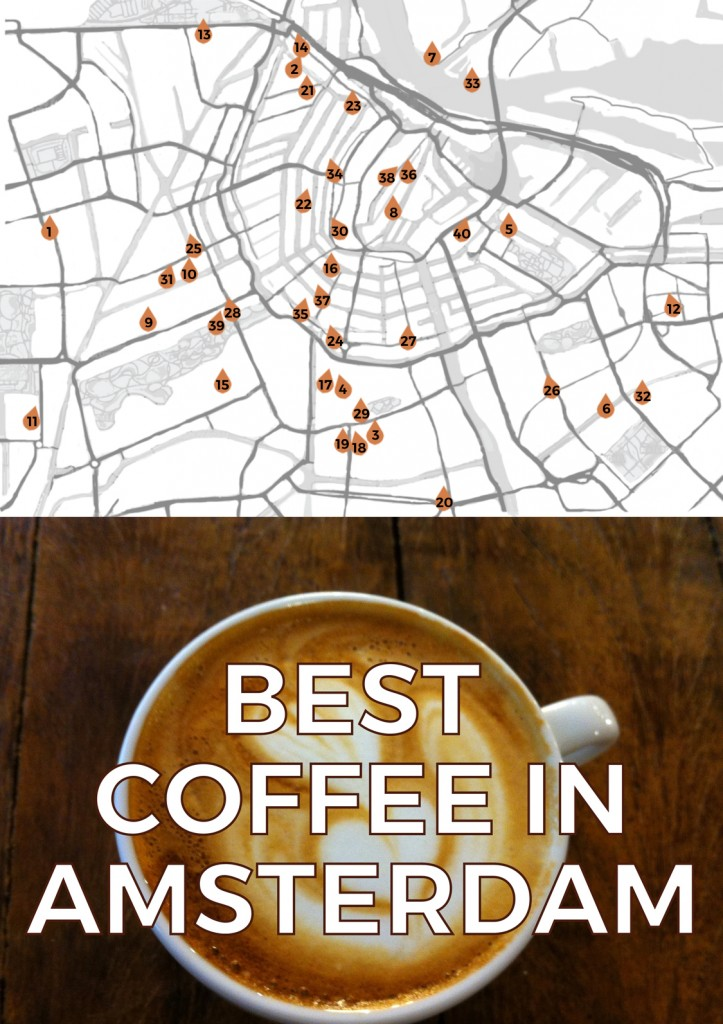 long best coffee in amsterdam