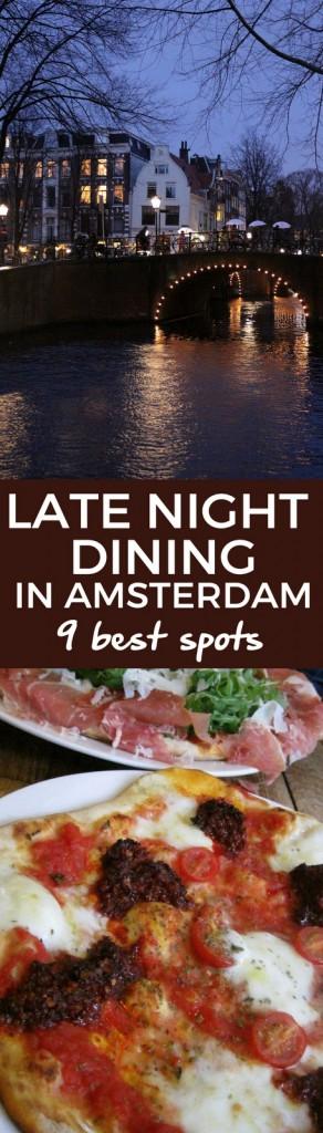 long late night dining