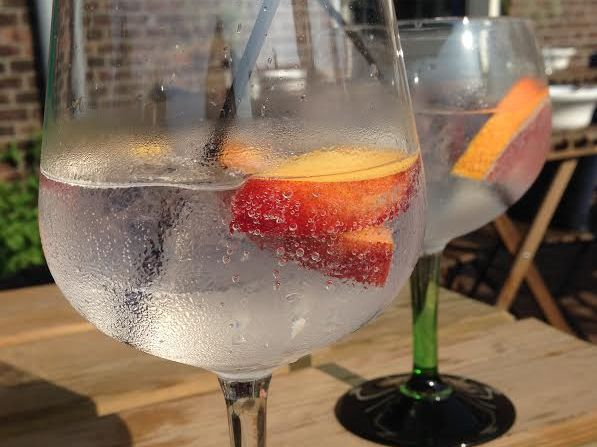 BEST GIN & TONICS IN AMSTERDAM -The G&T trend has taken over Amsterdam. Here are some bars and restaurants where you can find our favorite gin and tonics in Amsterdam. Mossel en Gin awesomeamsterdam.com