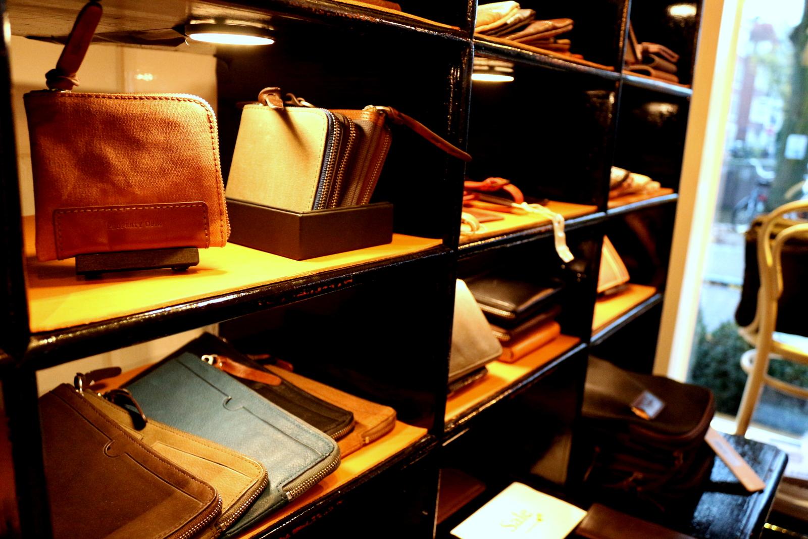 wallets at Property Of - Amsterdam Shopping