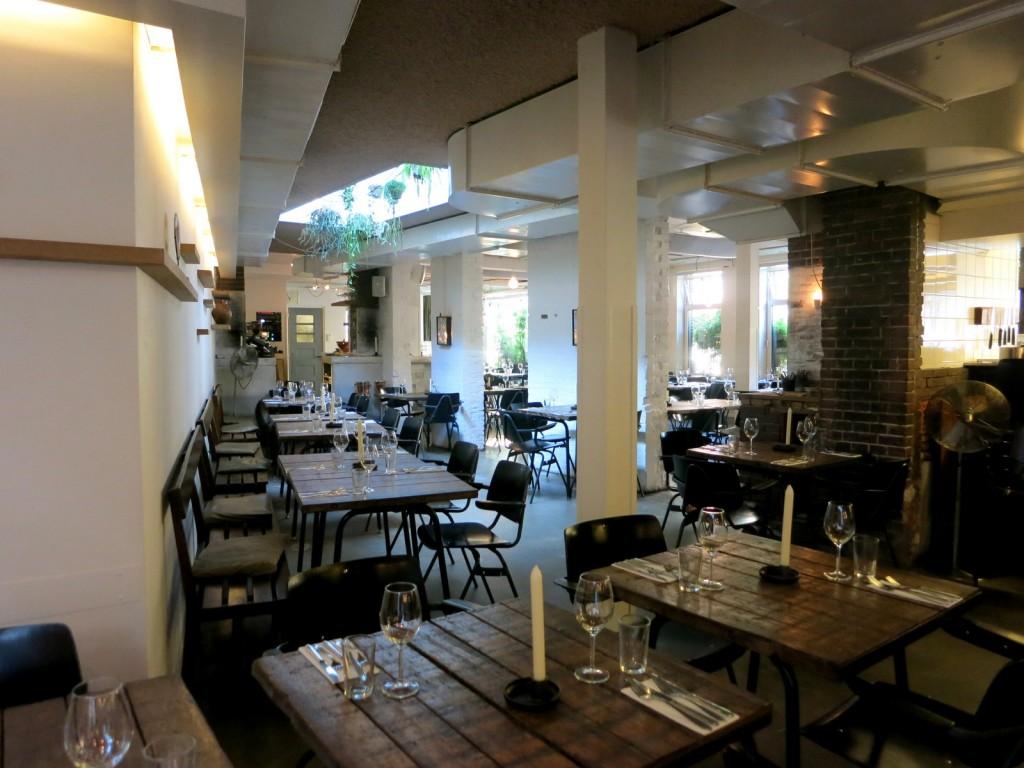 Wilde Zwijnen Restaurant Amsterdam Oost