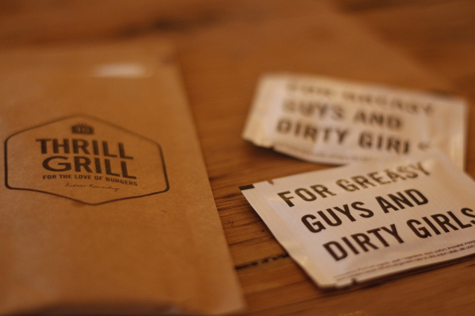 Located near the Albert Cuypmarkt and in Oud West, Thrill Grill is a good spot to sit down and enjoy a burger and fries before hitting the bars.