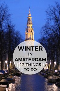 12 THINGS TO DO IN AMSTERDAM IN WINTER TIME