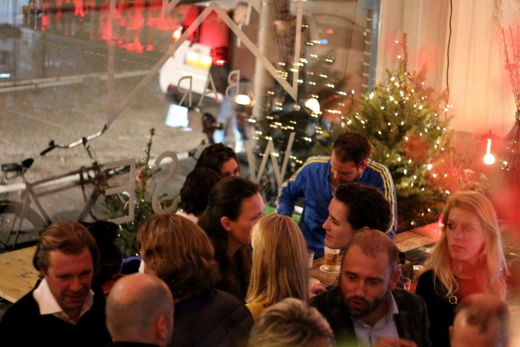 Bar Wisse Amsterdam Oost borrel