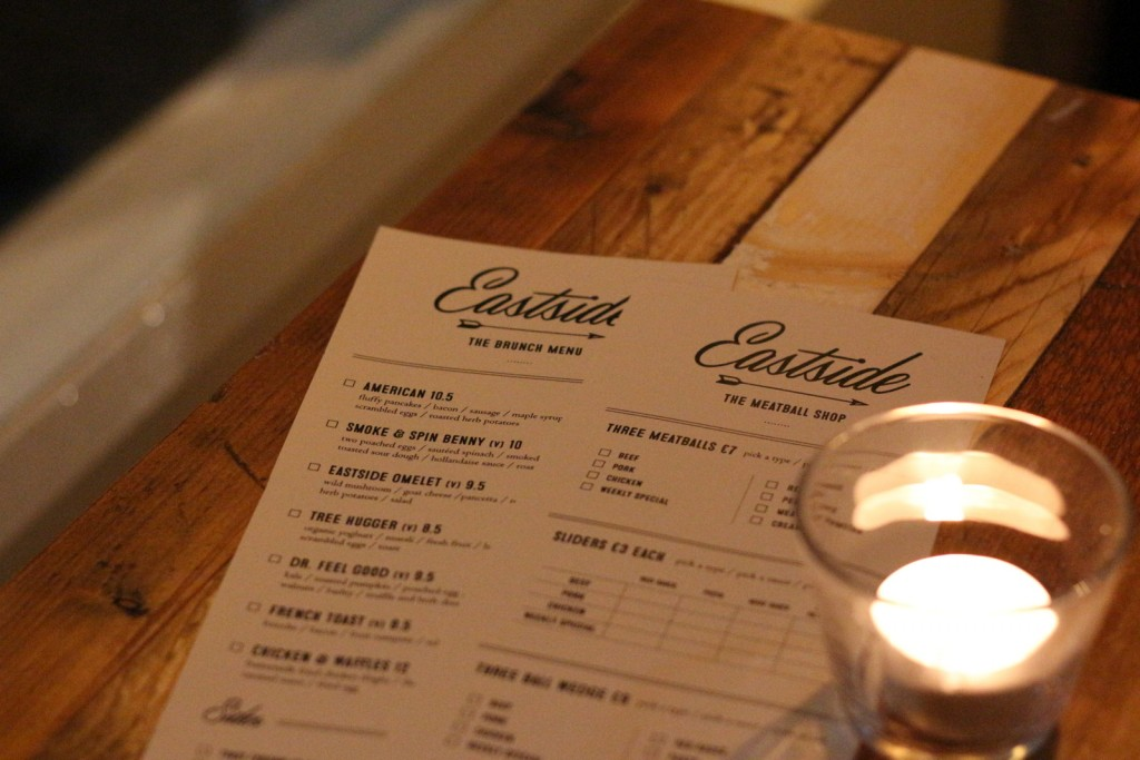 Eastside Amsterdam is a cool new neighborhood spot with a chill vibe and good food and drinks.